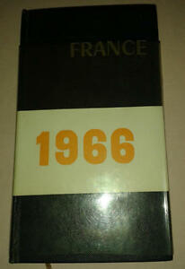 Jdn Book The Guides Blue France Hachette 1966