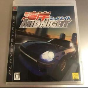 PS3 Wangan Midnight Racing Game Sony Playstation 3 Japan Import
