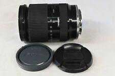 Tamron 18-200 mm f/3.5-6.3 di III Vc AF lente para Sony e-con daño