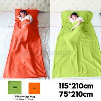 Lightweight Envelope Sleeping Bag Pad Camping Tent Air Mattress Cushion Outdoo