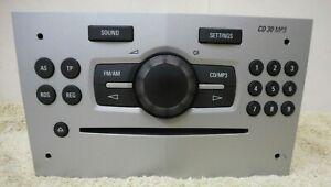 2009 VAUXHALL CORSA D 1.2 PETROL CD PLAYER RADIO STEREO UNIT No 13289919