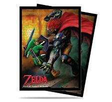 Ultra Pro Zelda Link and Gannon Battle Standard Deck Protector Sleeves 65ct