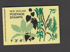New Zealand Stamp Booklets