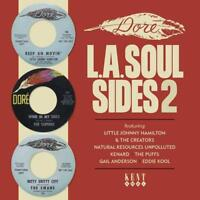 DORE L.A SIDES VOLUME 2 Various NEW & SEALED NORTHERN SOUL 60s SOUL CD (KENT)