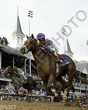 ILL HAVE ANOTHER 2012 KENTUCKY DERBY HORSE WINNER 8X10 PHOTO #1 MARIO GUTIERREZ