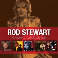 Rod Stewart - Original Album Series [5 Pack] [CD]