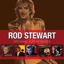 Rod Stewart - Original Album Series [5 Pack] [CD]