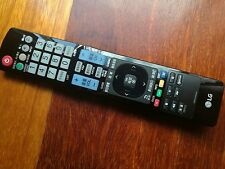 GENUINE  LG REMOTE CONTROL  AKB73755445 FOR ALL LG TV after 2000 (ENGLISH+CHINA)