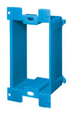 Carlon  10 in. H Rectangle  2 Gang  Electrical Box Extender  Blue  PVC