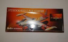 Heller Lockheed F-104 G/Tf-104 G Starfighter #80373 Scale 1/72 Sealed R16482