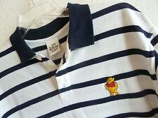 Disney Tienda Winnie the Pooh en el Pecho Polo De Golf Blanco /