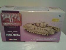 corgi world war 2 cc60105 churchill mklll british army  tank