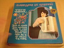ACCORDEON LP / YVETTE HORNER - CLASSIQUES DU MUSETTE