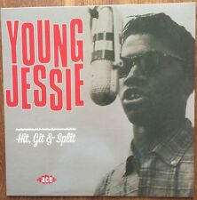 YOUNG JESSIE Hit, Git & Split 1955-57 Rock'n'roll 50s R&B pop corn KENT ACE ►♬