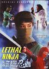 Lethal Ninja -Hong Kong RARE Kung Fu Martial Arts Action movie