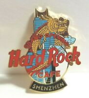 "New 2017 China Hard Rock Hotel Shenzhen /""Opening Dragon Guitar/"" Magnet Opener"