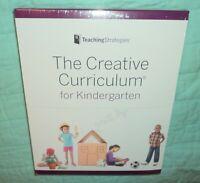 Teaching Strategies Creative Curriculum For Kindergarten