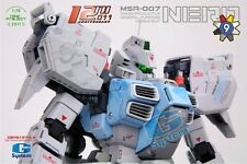 G-System GS-221 1/72 MSA-007 Nero Gundam Sentinel resin model kit RX78 Robot