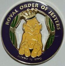 Royal Order of Jesters Car Emblem