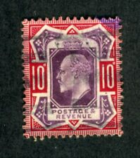 Great Britain, Scott #137, Edward VII, Used, 1902