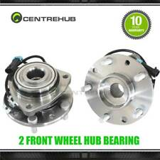 Front Wheel Bearing Hub For 1998 - 2004 Chevy Blazer S10 GMC Sonoma 4x4 513124x2