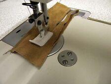 Komplett Teflonfuß mit Kantenschneider für Einnadel Industrienähmaschine EC555