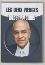 DVD PIECE DE THEATRE LES DEUX VIERGES AVEC MANUEL MARIN MULLER NEUF SANS BLISTER