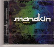 (GA896)  Manakin, In The Desert - 2008 Sealed CD