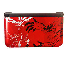 Nintendo 3DS XL Pokemon X and Y Red Handheld System