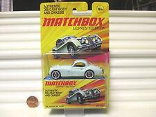 MATCHBOX 2009 LESNEY EDITION SUPERFAST Metal Base 1954 Jaguar XK120SE New Boxed*