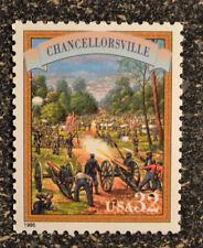 1995US   #2975p  32c Civil War - Battle of Chancellorsville  Mint NH  VF