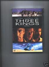 "THREE KINGS ----""WIDESCREEN""-----DVD-----VIDEO----(NEW)"
