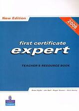 Longman FCE EXPERT /First Certificate/ Teacher's Resource Book NEW EDITION @New@