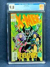 X-Men #31 Vol 2 Comic Book - CGC 9.8