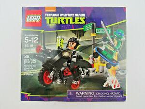 LEGO 79118 Karai Bike Escape Teenage Mutant Ninja Turtles Open Box No Minifigure