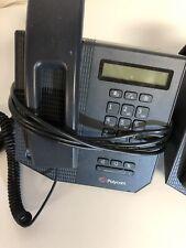 POLYCOM MICROSOFT LYNC PHONE desktop CX300R2 USB EXCELLENT CONDITION QTY 1 #P55