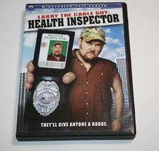 LARRY THE CABLE GUY: HEALTH INSPECTOR (DVD, 2006) JOE PANTOLIANO ~ MOVIE + CASE