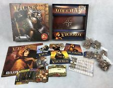 Viceroy Limited Edition Board Game Mayday Games B