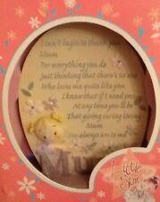 "little star "" Mum  ""  plaque : Contemporary"