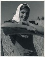 Ferenc ASZMANN c. 1940 - Faucheuse Moisson en Autriche - Div 11081