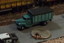 Farm Truck Covered N Scale Vehicles