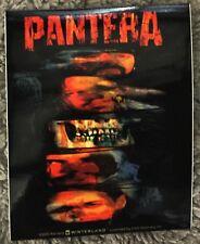 Pantera Sticker Licensed Dimebag Down phil anselmo