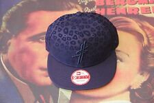 New Era Lovebox XPT festival 2015 Blue Baseball Cap Snapback Size S/M rare item
