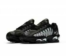 Nike Air Max Tailwind IV Training Shoes Size 11.5 Men's Black & White AQ2567-004