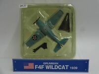 Del Prado Grumman F4F Wildcat 1939 1/87Scale War Aircraft Diecast Display 37