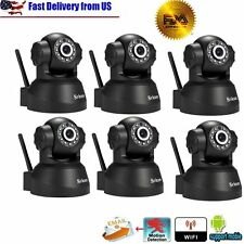 6Pack Sricam 3MP 720P Wireless IP Camera WiFi Security Night Vision Cam USA VIP