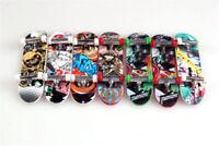 Mini Finger Board Skateboard Boy Kid Children Party Toy Birthday Xmas Gift