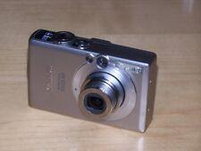 Canon IXUS 60 6.0MP Digital Camera - Silver