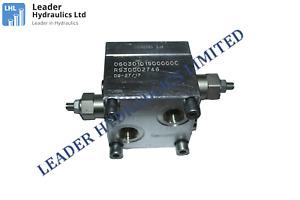 Bosch Rexroth Compact Hydraulics / Oil Control  R930002746 - 06030101900000C