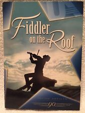 FIDDLER ON THE ROOF [DVD] * Topol (Special Edition w/ Slipcover) - FREE SHIPPING